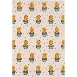 Photo of benuta Kinderteppich Juno Cream 160×230 cm – Teppich für Kinderzimmer benuta