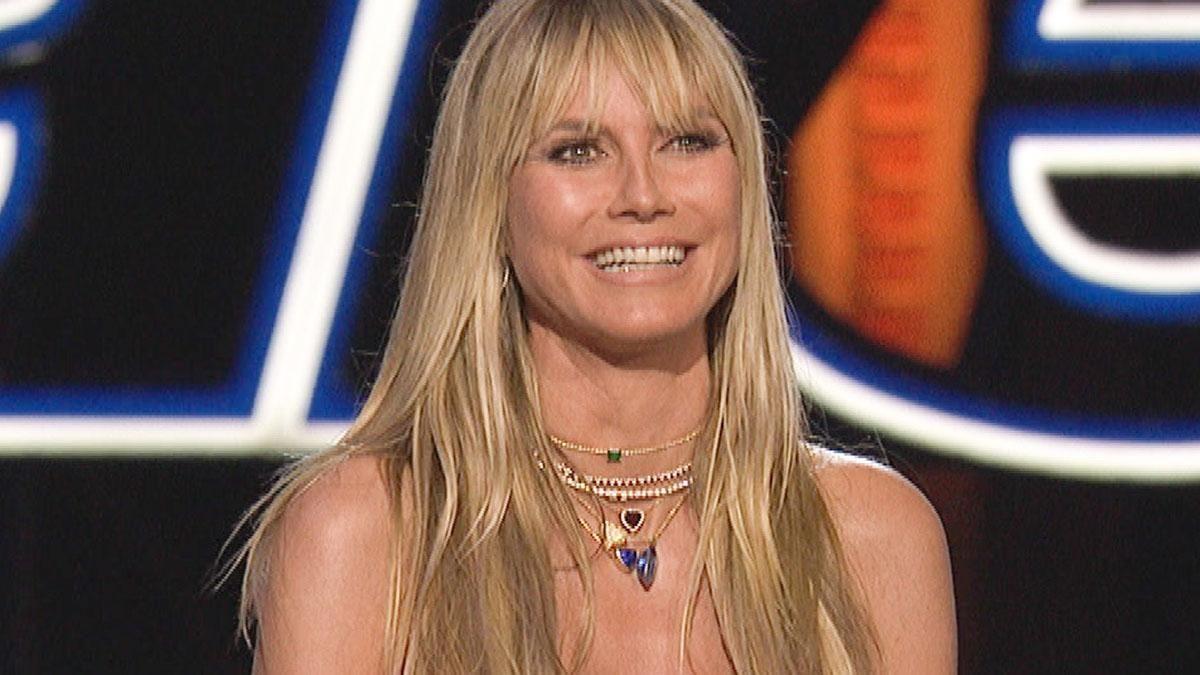 Harte Konkurrenz Fur Heidi Klum 25 Jahriges Deutsches Model Tritt In Ihre Fussstapfen In 2020 Klum Models Deutsche Models
