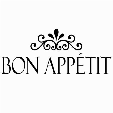 Amazon Com Bon Appetit Vinyl Kitchen Lettering Wall Sayings Home