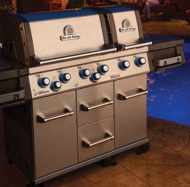 Weber Broil King Dcs Lynx Wolf And Kalamazoo Are Our Grill Brands For 2016