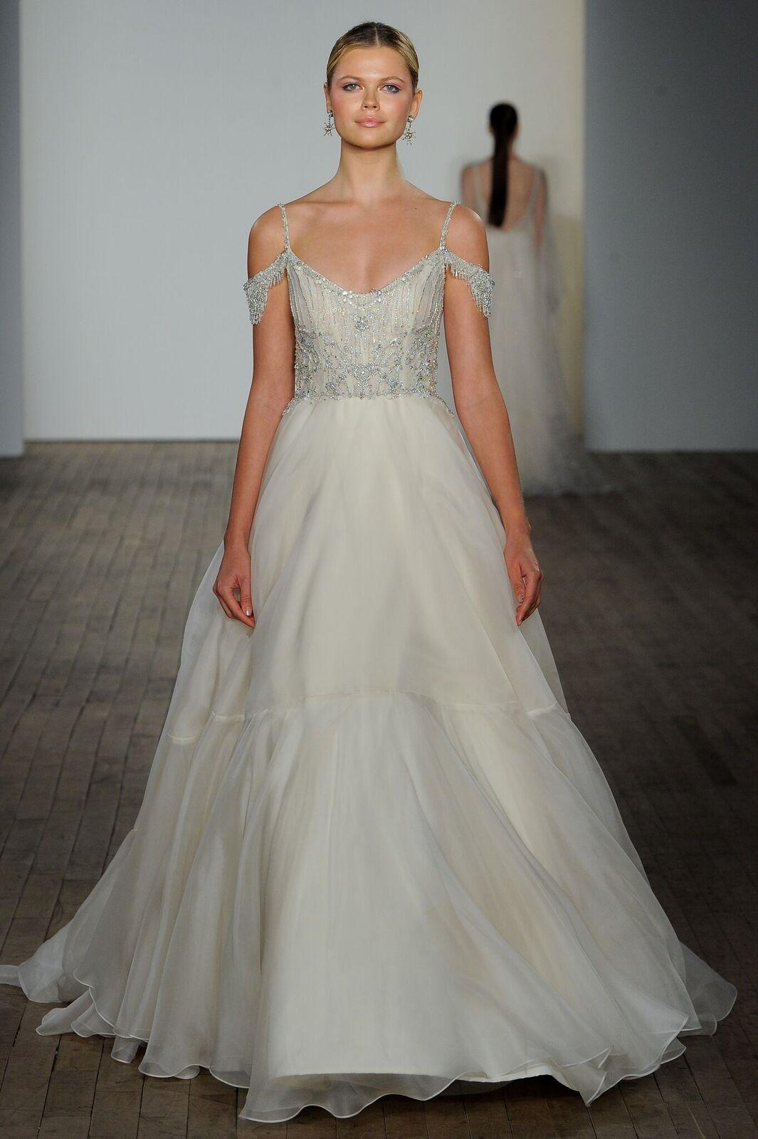 Lazaro Style 3907 Juliet Lazaro Wedding Dress Wedding Dress Accessories Wedding Dresses