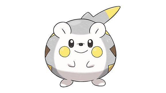 Jogo Pokemon Sun E Moon Tipo Eletrico Nome Togedemaru Eu To