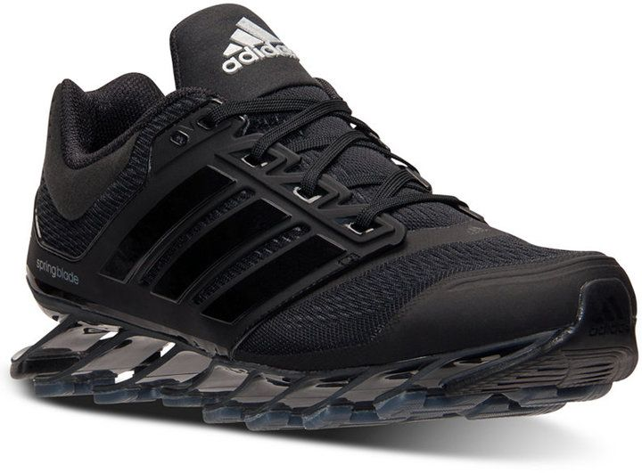 adidas Men's Springblade Drive Running Sneakers from Finish