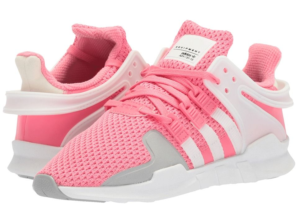 official photos a9a57 9e27b adidas Originals Kids EQT Support ADV C (Little Kid) Girls ...