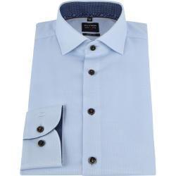 Photo of Olymp shirt Lvl 5 light blue Olymp