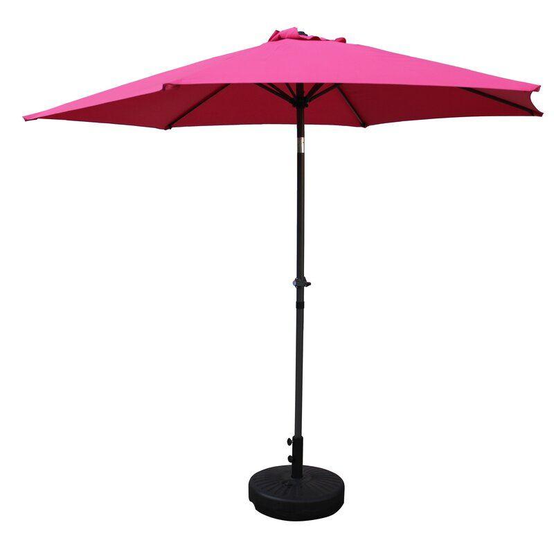 Wrought Studio Devansh 9' Market Umbrella | Wayfair in ...