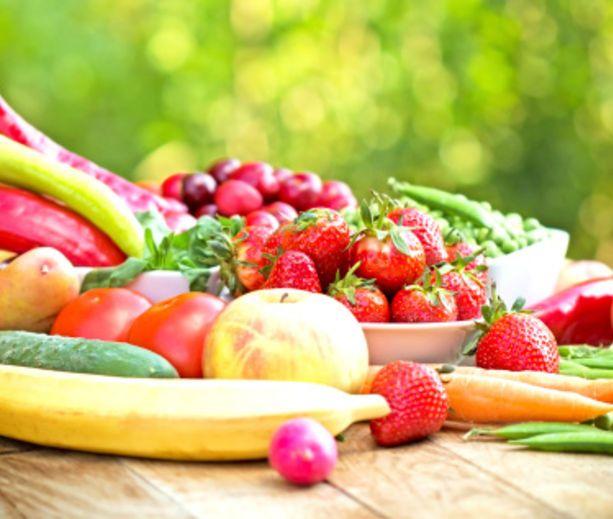 Healthy, Food, Thanksgiving Detox