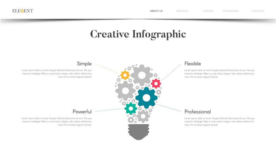 General Education Powerpoint Template Emprendimiento E