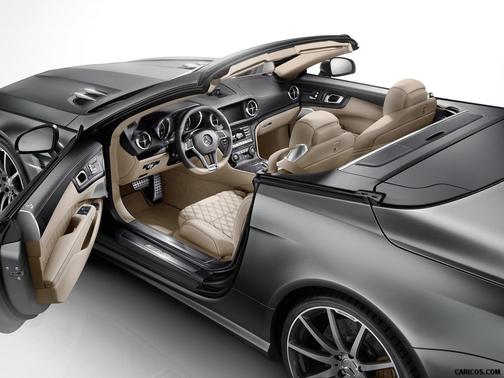 Mercedes benz sl65 amg 45th anniversary edition
