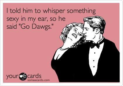 go dawgs.