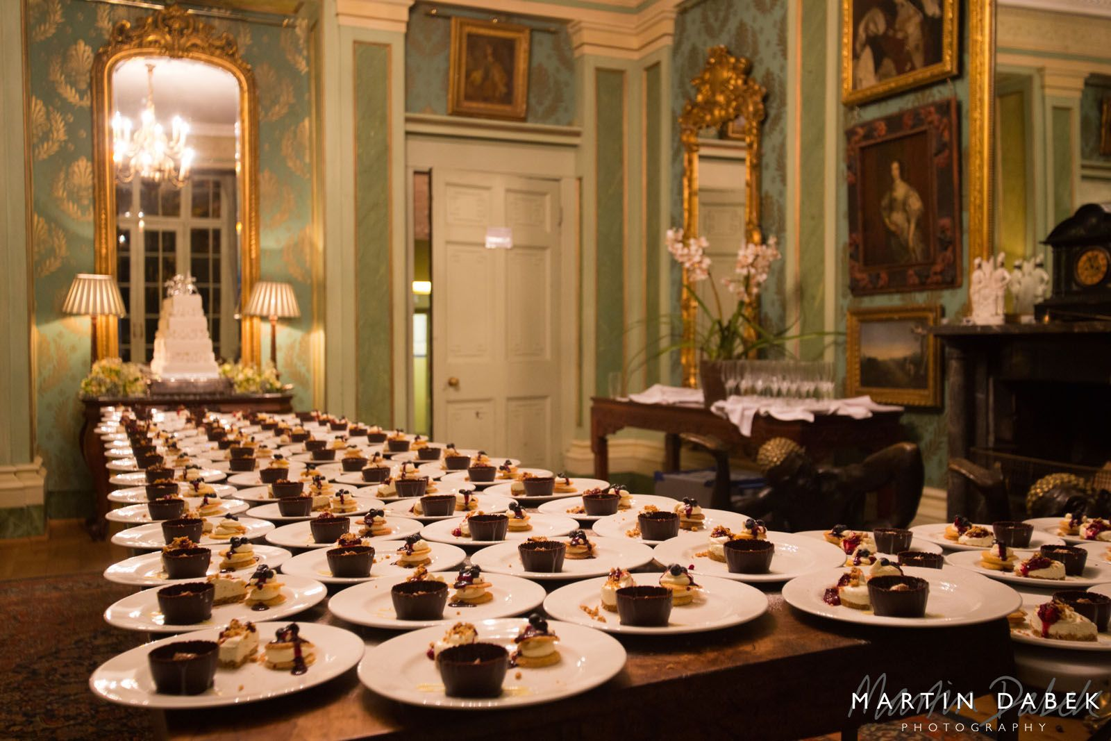 Maunsel House - The Dining Room