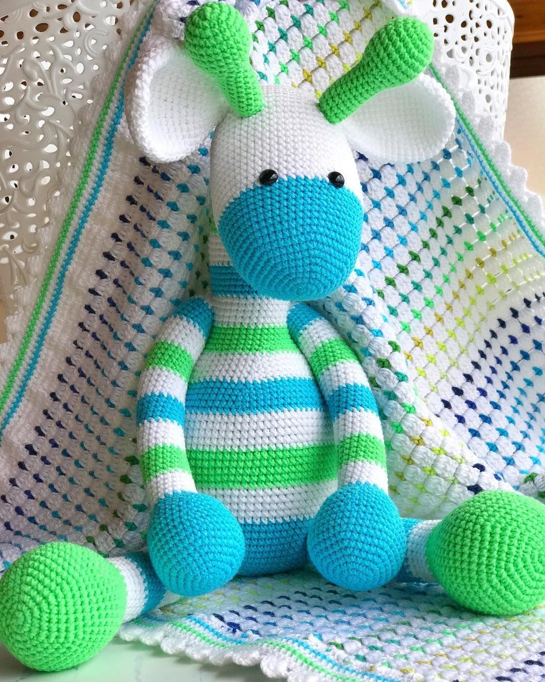 Crochet amigurumi giraffe | animaizinhos de croche | Pinterest | Das ...