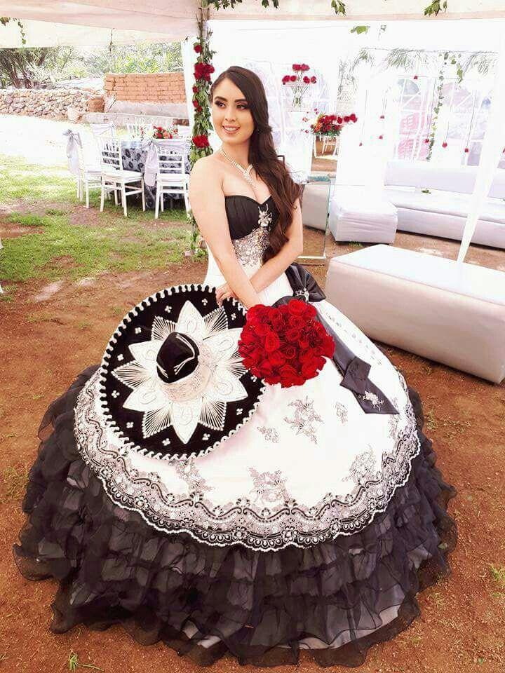 Just Look At This Vestidos Charros De Xv Vestido Charro Y