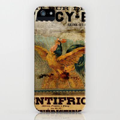 Moniteur de la mode iPhone Case by mrcup - $35.00