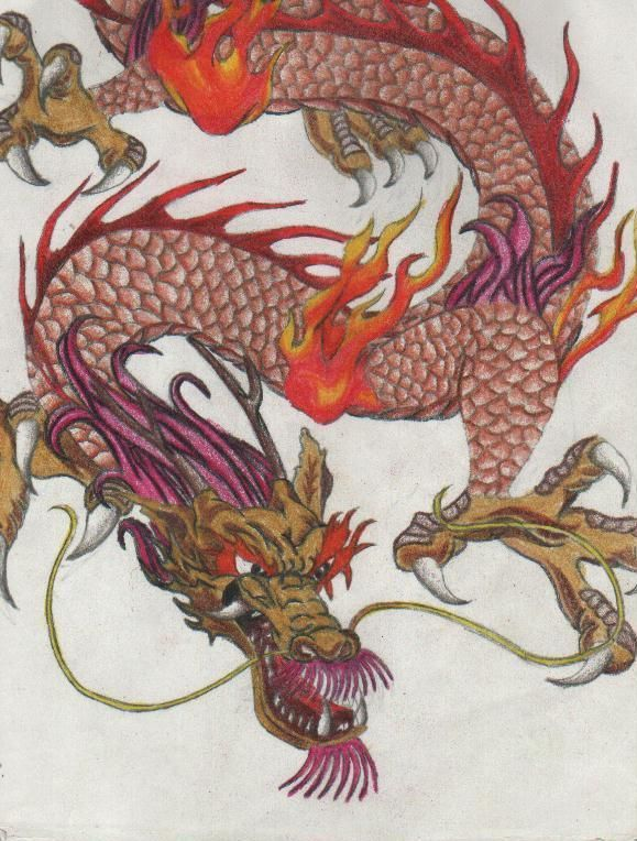 Fucanglong Dragon