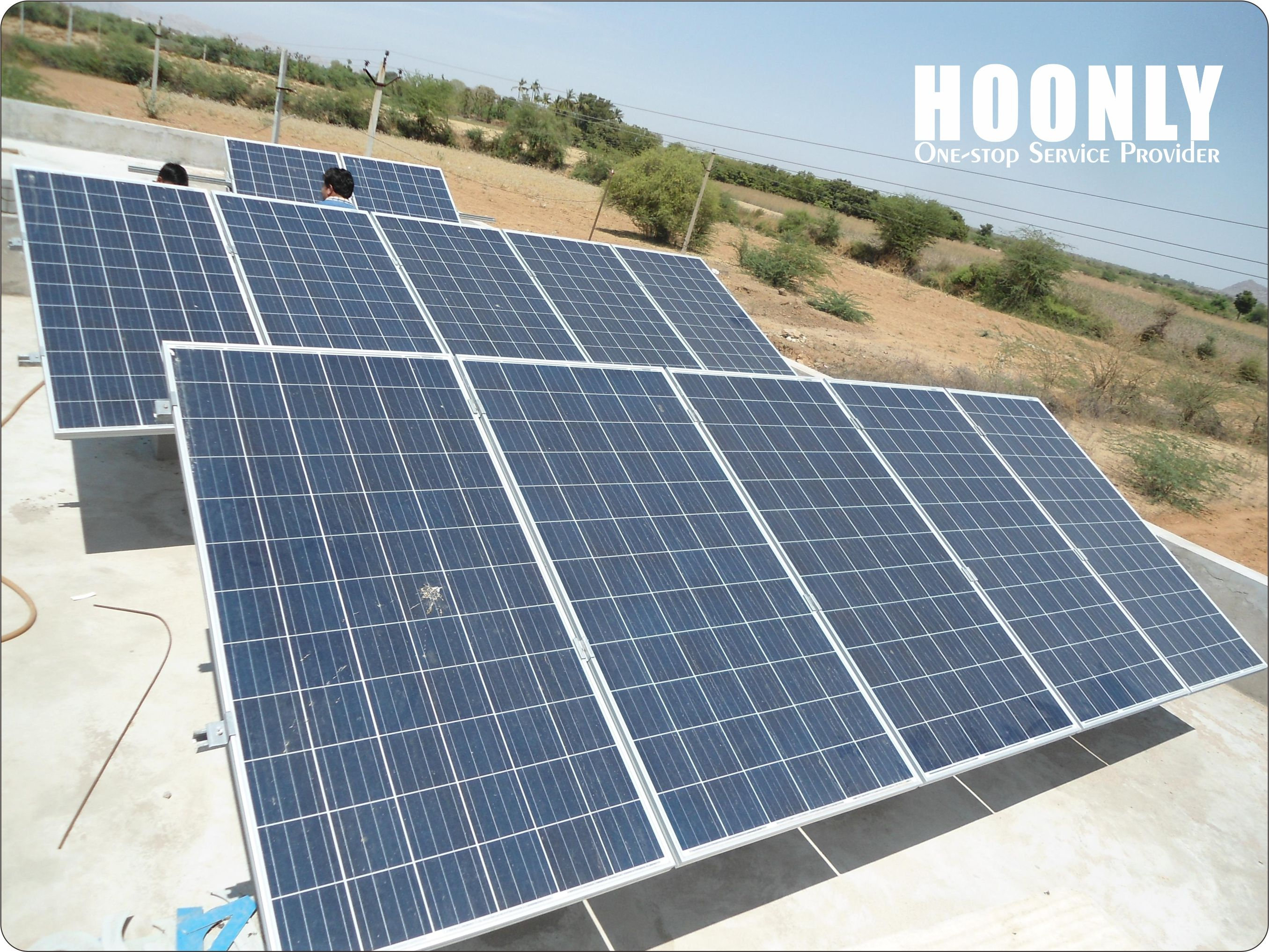 Hoonly China Aluminium Extrusion Profile Supplier Aluminum Extrusion Aluminium Solar Panels