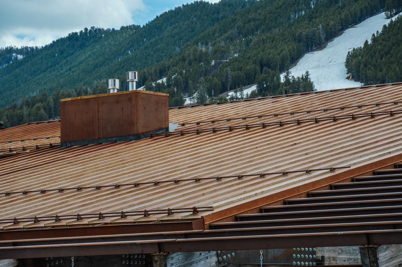 Rustic Weathering Metal Roofing And Siding Briggs Steel Commercial Metal Roofing Metal Siding Roofing