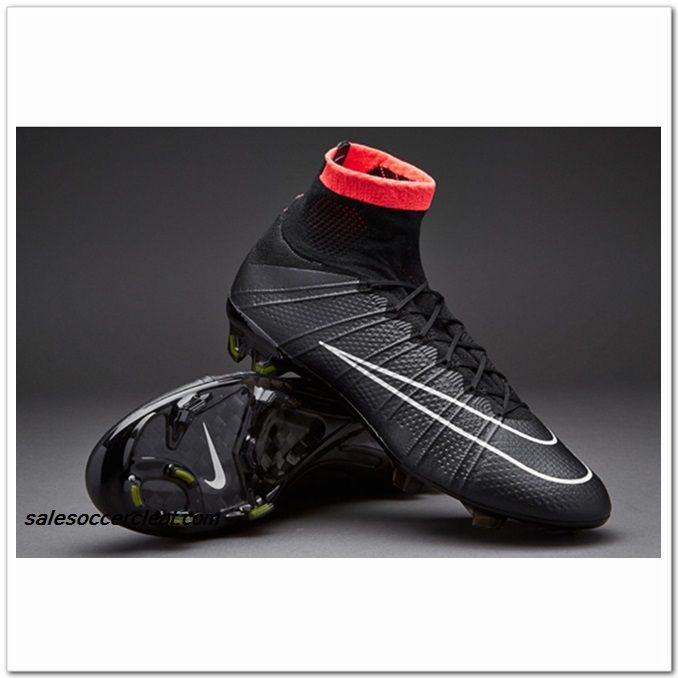 Nike Mercurial Superfly FG Black White Hyper Punch Votl-Only $104.99