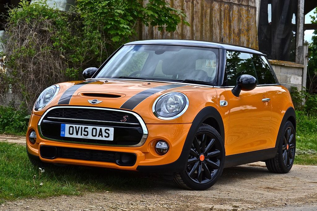 Mini Cooper Car >> Mini Cooper S F56 Volcanic Orange Detailing World Mini