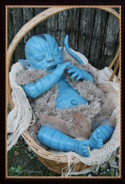 Avatar Reborn Creativity Creative Reborns