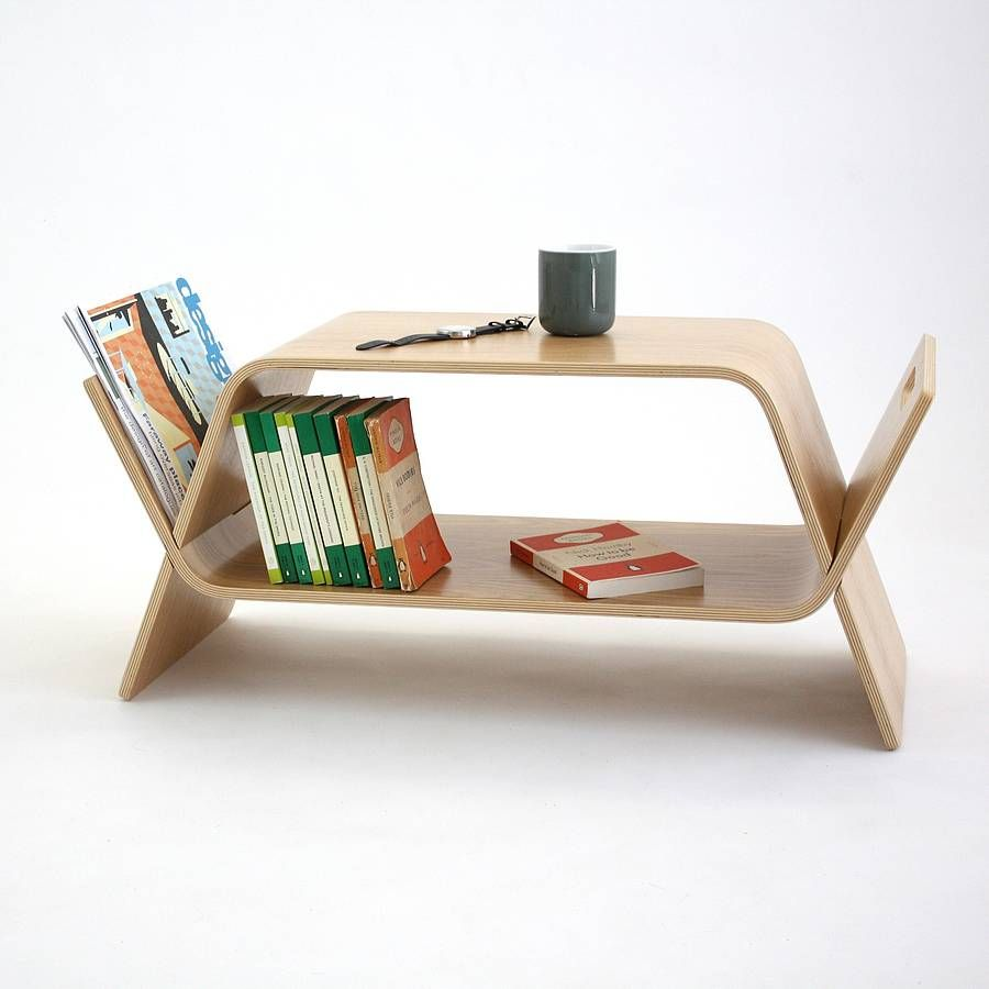 Embrace birch coffee table plywood coffee and laptop table embrace birch coffee table geotapseo Gallery