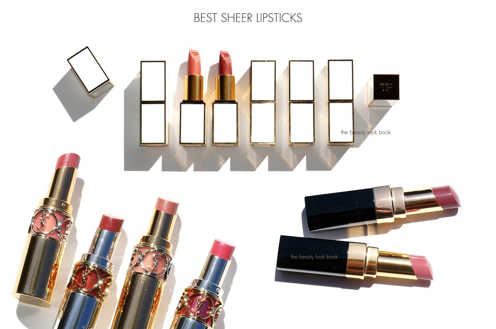 My Favorite Lipsticks of All Time (With images) Lipstick