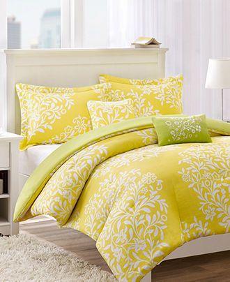 Macy S Comforter Sets Yellow Duvet Twin Comforter Sets