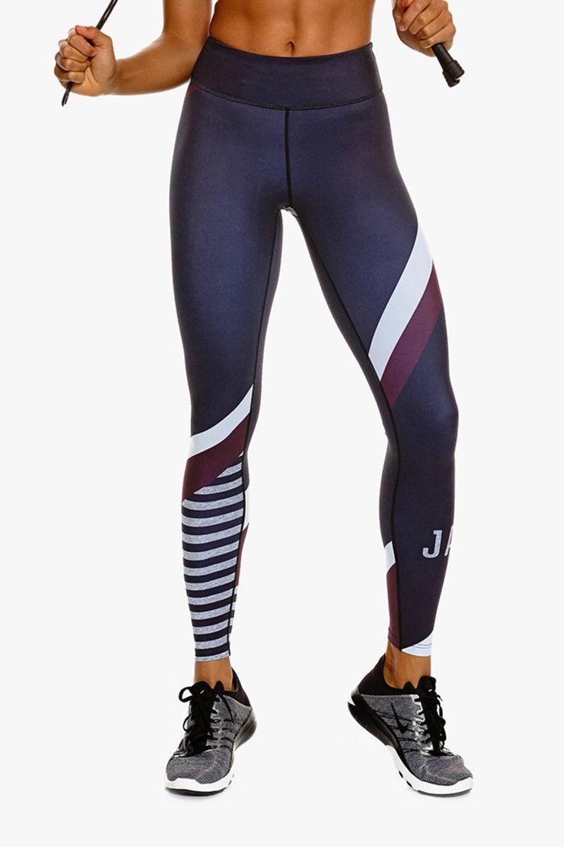 211cd27e188038 Jaggad SYMMETRY FULL LENGTH LEGGINGS   Stylerunner Leggings, Tights, Workout,  Casual, Pants