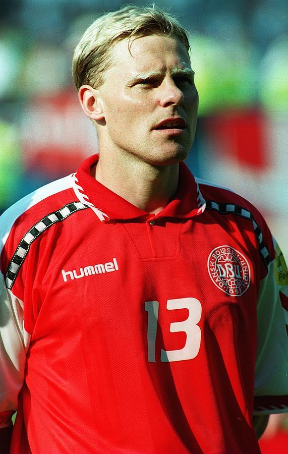 Soccer Euro 96 Croatia V Denmark By Laurence Griffiths Empics In 2020 Denmark Football Euro 96