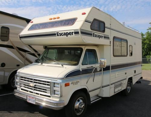 1988 Escaper | teardrop/campers | Motorhome, Recreational vehicles