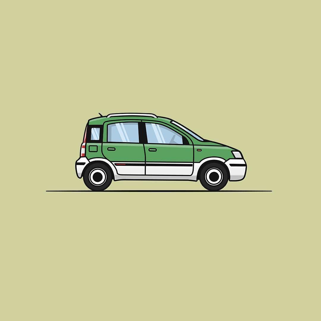 The Fiat Panda Alessi As An Icon Design Fiatontheweb