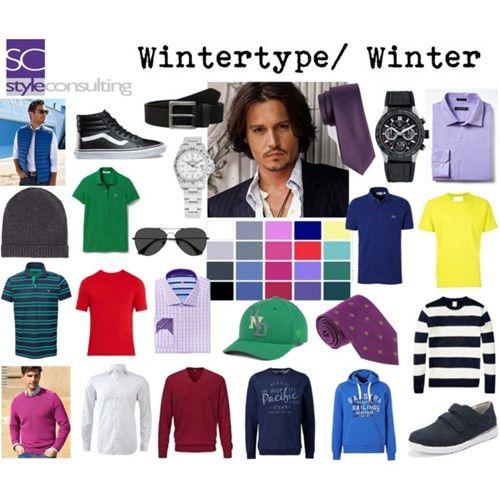 kleuradvies kleding wintertype