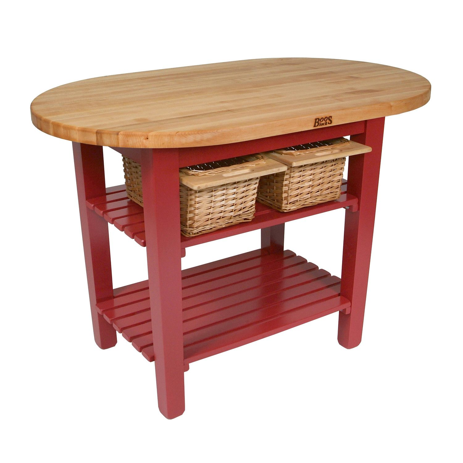 Kitchen Islands Carts Special Features Round Oval Top