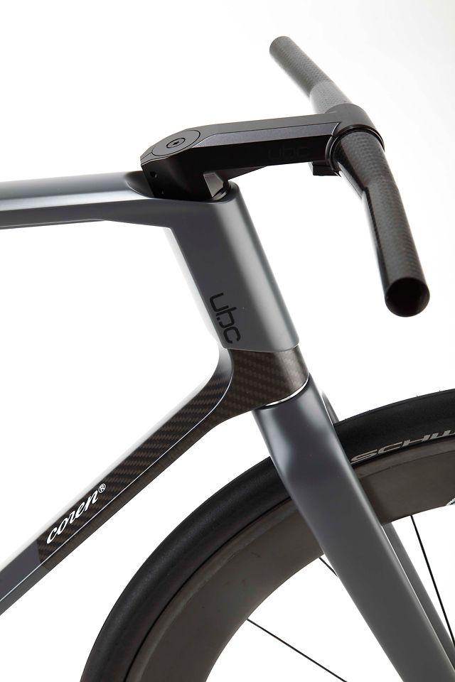 A $32,000 Carbon-Fiber Fixed-Gear Bike, Designed By A Formula 1 Firm ...