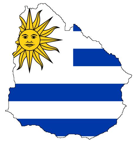 File Flag Map Of Uruguay Png Uruguay Map Wine Tourism Uruguay