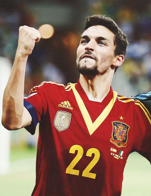 Jesus Navas Con Imagenes Seleccion Espanola De Futbol Jesus