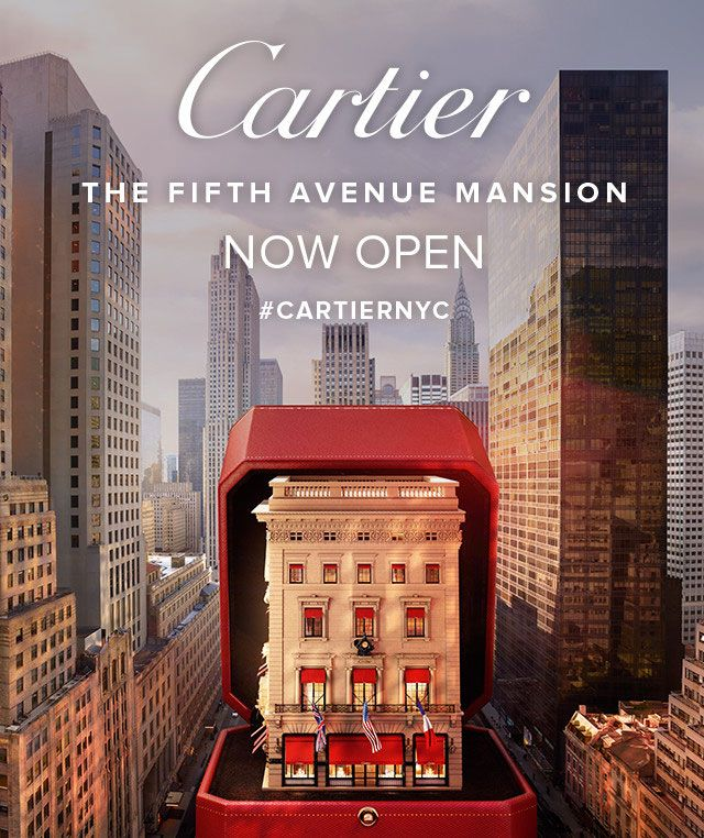 After A Two And Half Year Renovation 99 Years On The Corner Of Fifth Avenue 52nd Street Cartiers Landmark Flagship Has Reopened