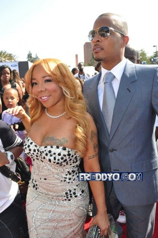 Ti And Tiny Wedding | All in the Family: T.I. + Tiny & The ...