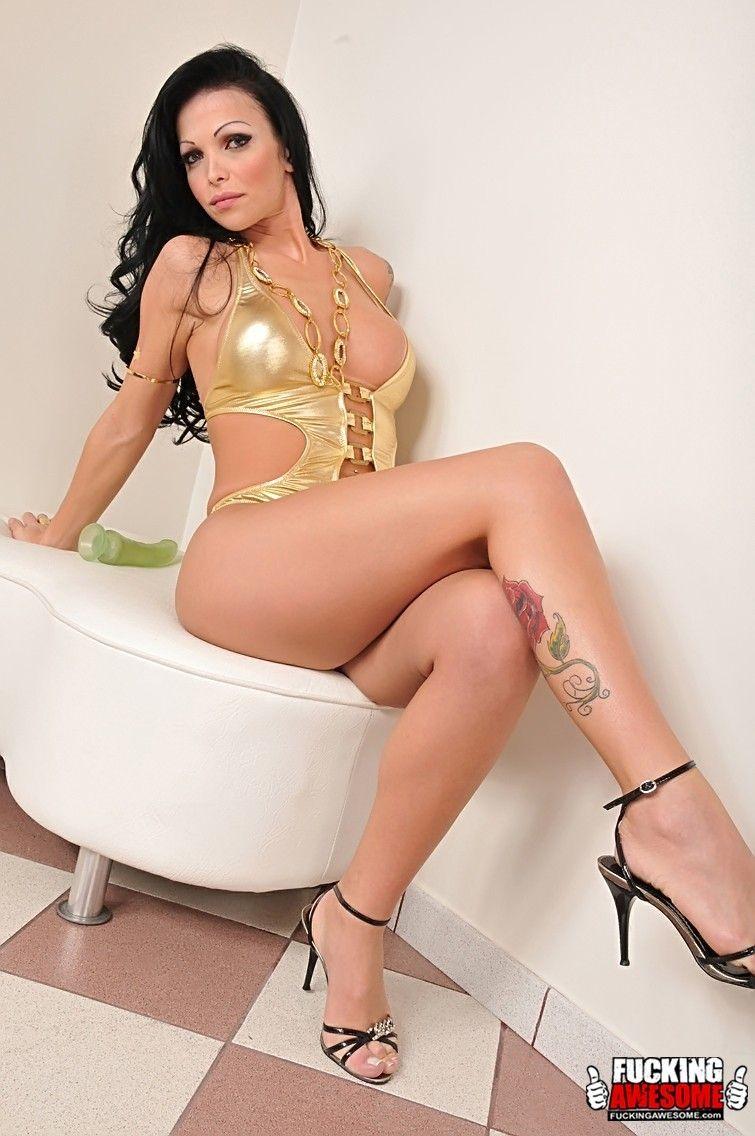 Brazil luscious pantyhose tranny doll