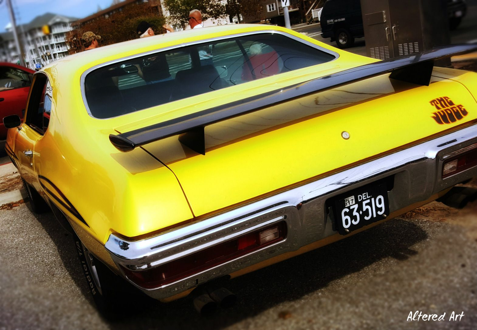 Pontiac GTO #musclecars #yellow | Hot Rods & Muscle Cars ...