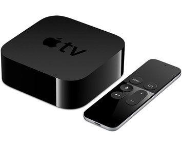 Apple TV 4th Gen 32GB Apple tv, Itunes och Spelkontroll