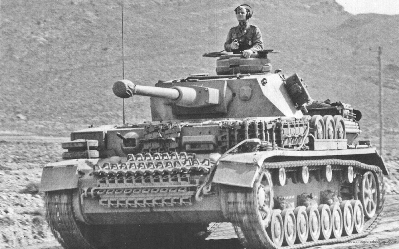 Deutsches Afrikakorps, Panzer IV Ausf. F2/G.
