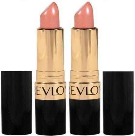 Revlon Super Lustrous Lipstick PEARL 120 APRICOT FANTASY (PACK OF 2 LIPSTICKS) * This is an Amazon Affiliate link. For more information, visit image link.