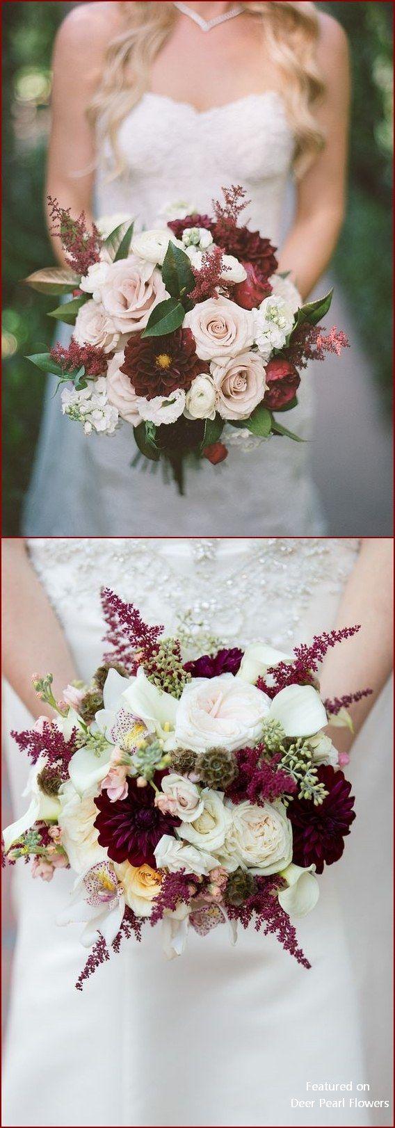 40 Burgundy Wedding Ideas For Fall And Winter Weddings Wedding