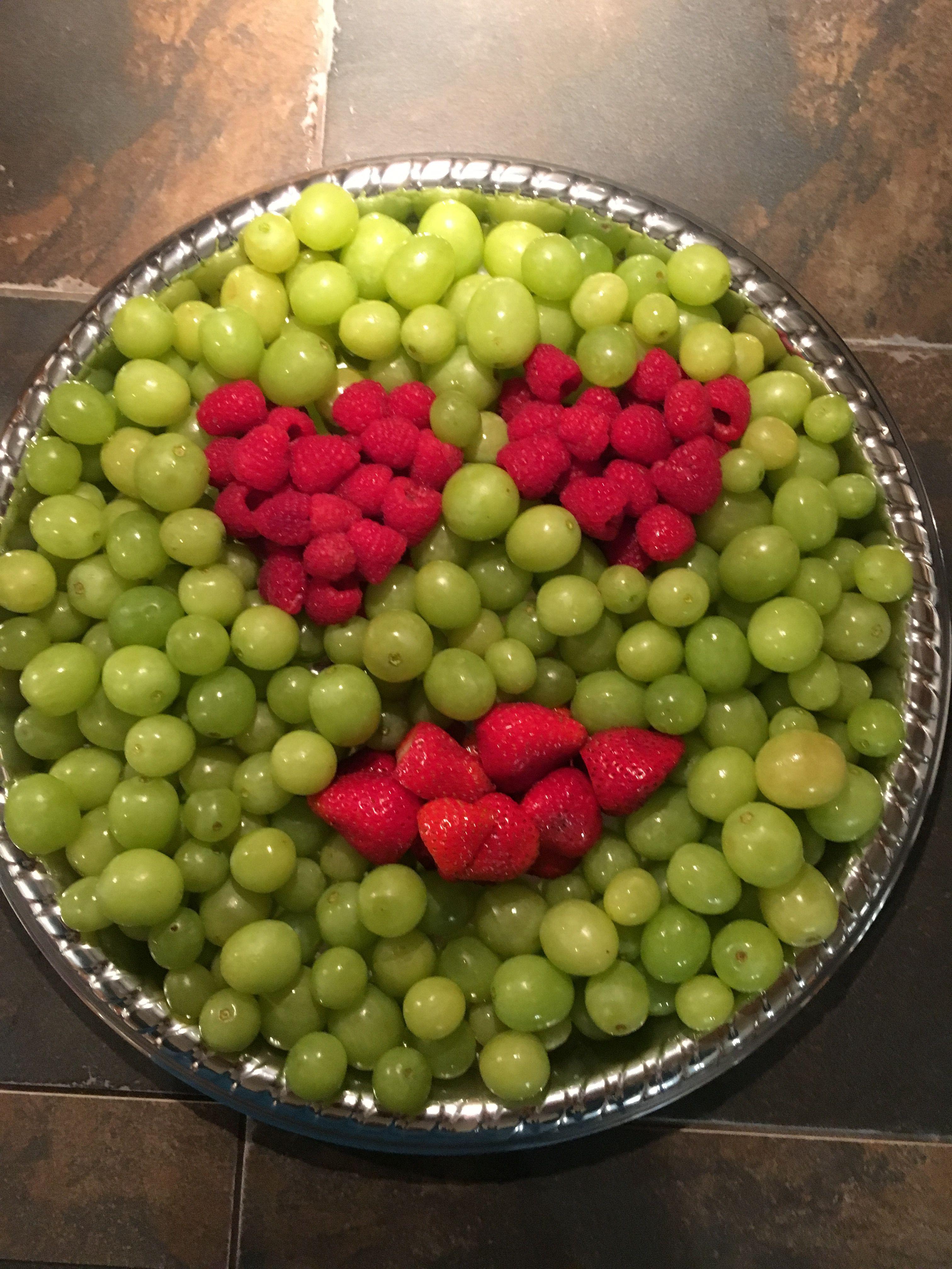 Emoji Fruit Tray Party Food Girls Birthday Games 60th