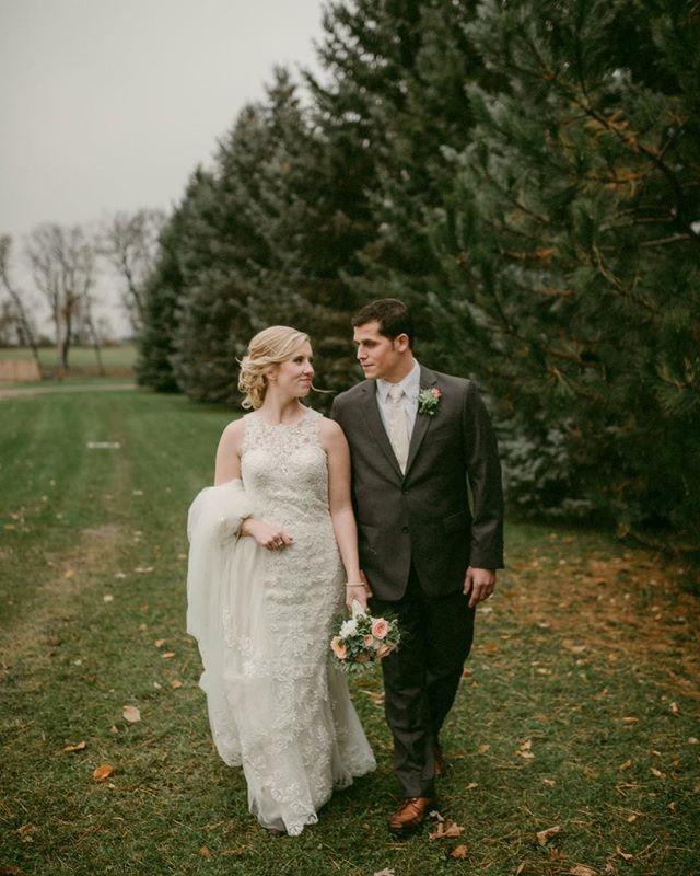 Outdoor Wedding Wisconsin: Wisconsin Dells Outdoor Wedding At Spring Brook