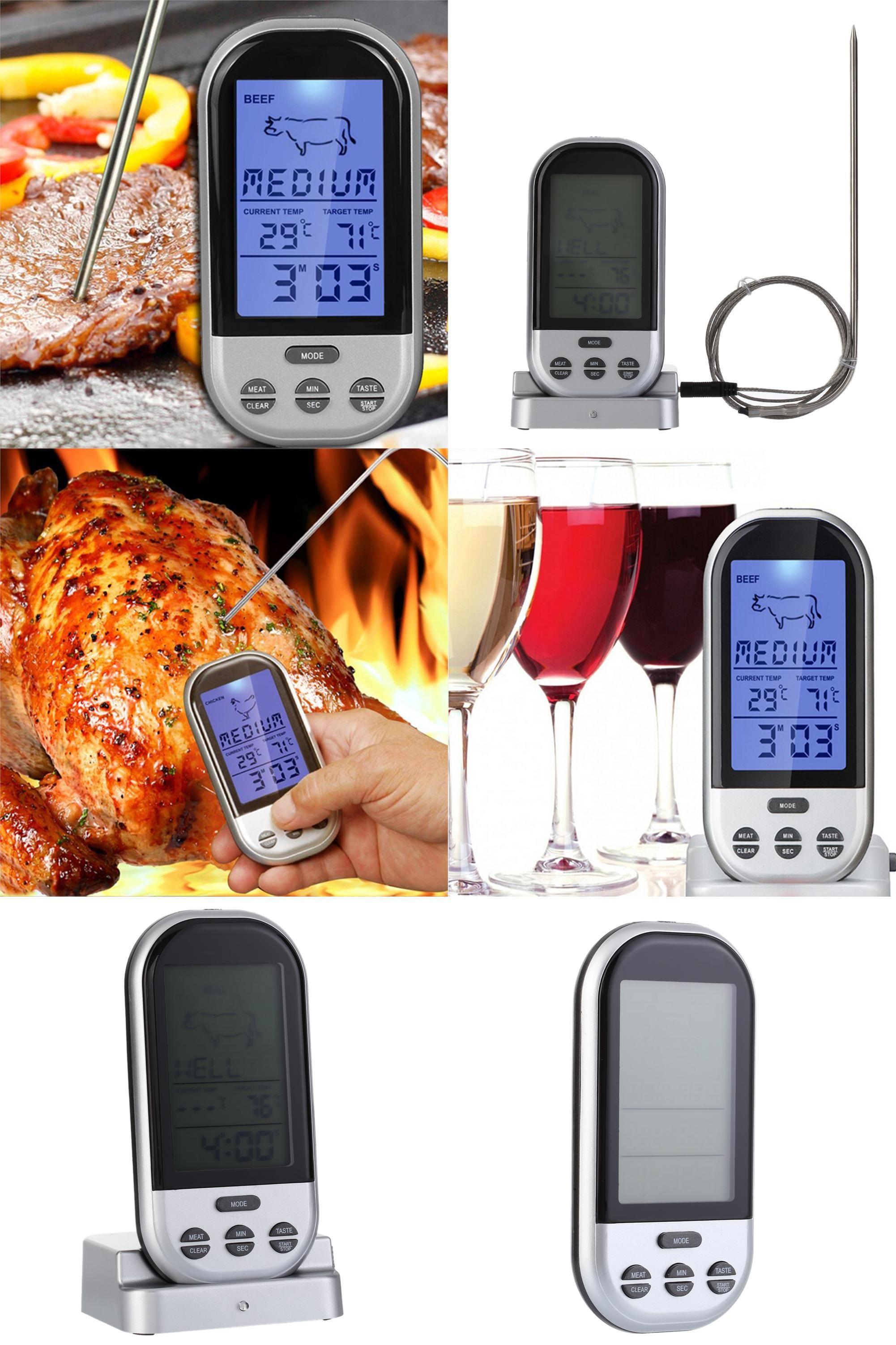 Fine Food Liquid Milk Bottle Thermometer Water Meter Oil Temperature Gauge New Temperature Gauges Home & Garden