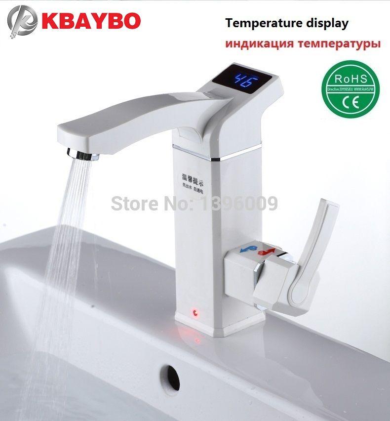3500 w lectrique chauffe eau instantan robinet lectrique instantan e robinet d 39 eau chaude. Black Bedroom Furniture Sets. Home Design Ideas