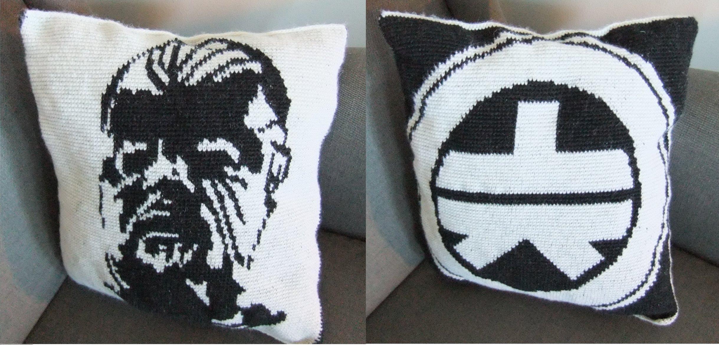 Crochet craft by Virpi Siipola. Turmion Kätilöt - MC Raaka Pee