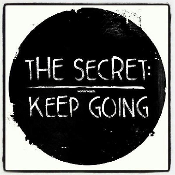 The not so secret, secret.